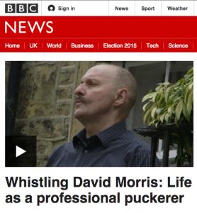 David Morris BBC Documentary