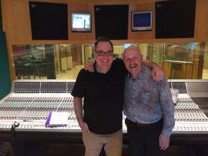 David Morris with Joe Kraemer